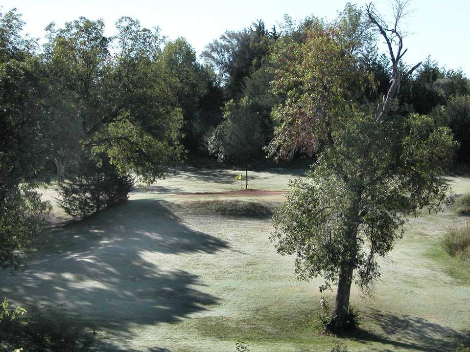 Beautiful Luray Golf course