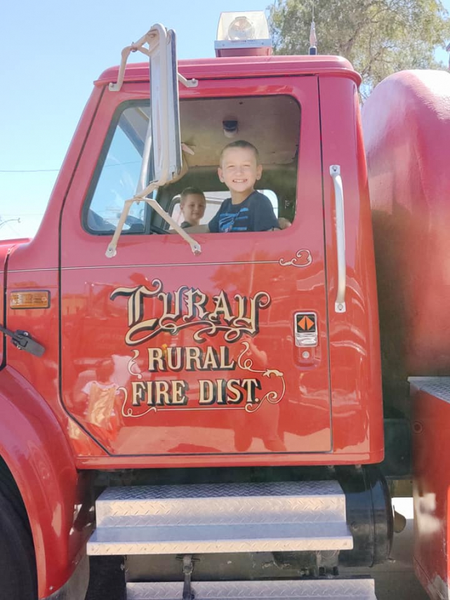 Luray Rural Fire District