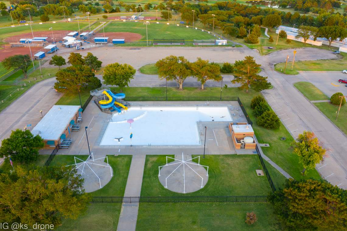 Russell city pool